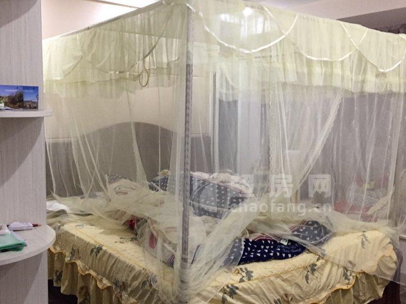 美的時代城二手房臥室