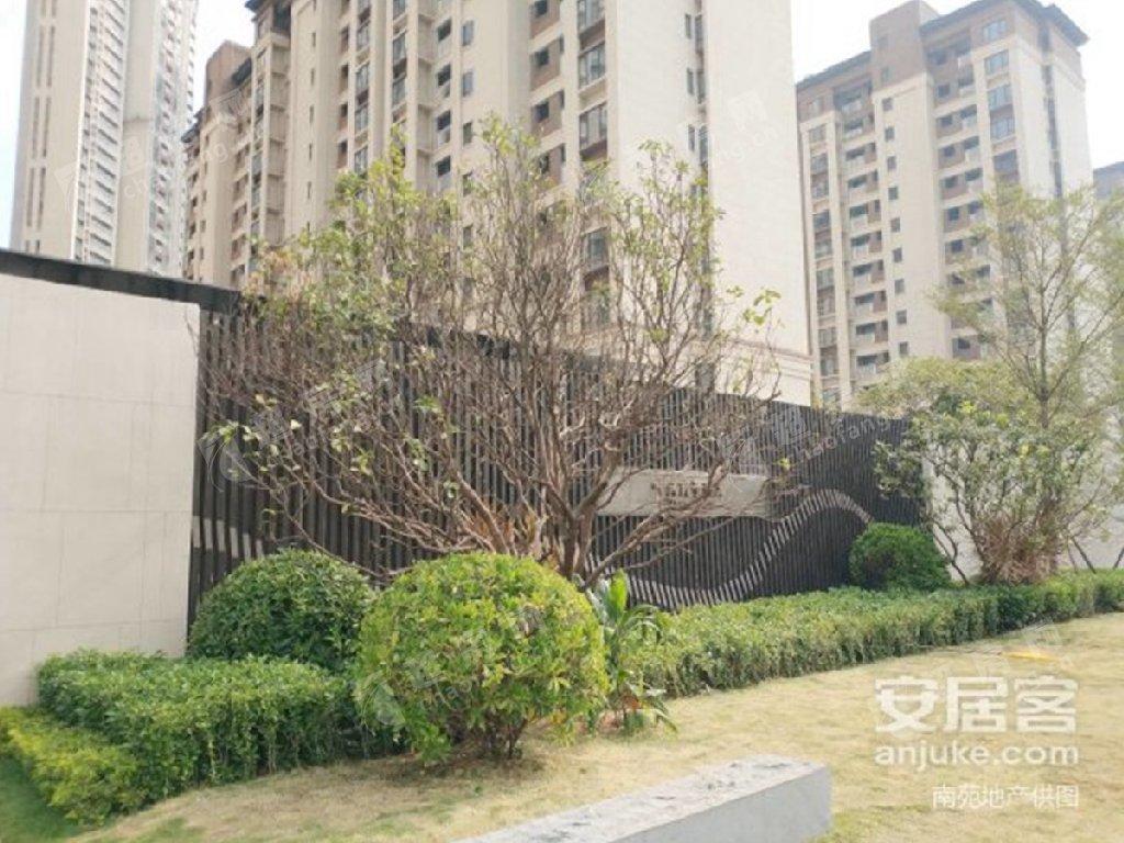 中海雍景熙岸新房
