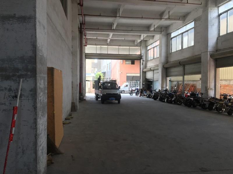 大閘工業區出租房廚房及衛生間