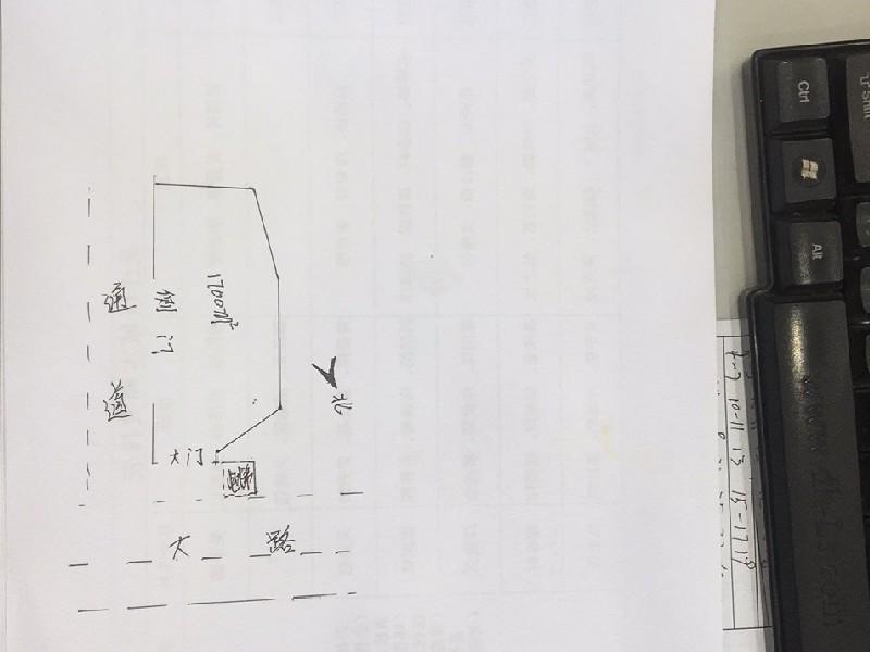 大閘工業區出租房戶型圖