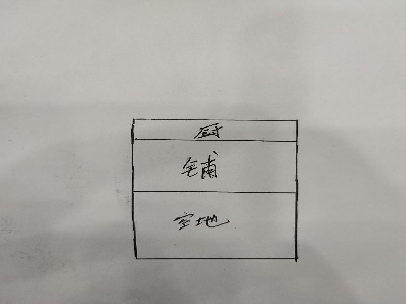 桂畔港(創意產業園)出租房戶型圖